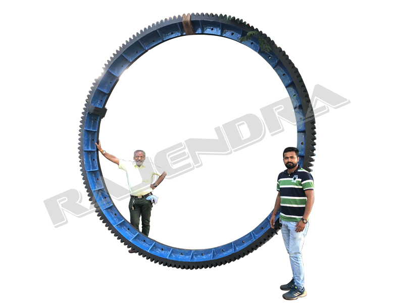 Girth Gear Supplier and Exporter in Gujarat, India