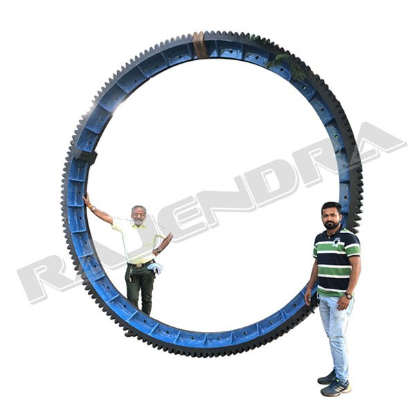 Girth Gear Manufacturer, Supplier and Exporter in