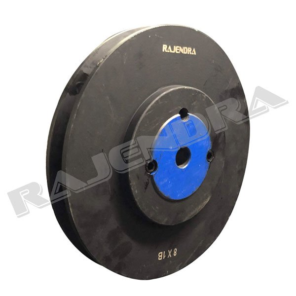 Taper Lock Pulley Manufacturer, Supplier and Exporter in Ahmedabad, Gujarat, India