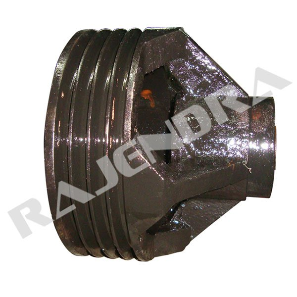 Cone Pulley Manufacturer, Supplier and Exporter in Ahmedabad, Gujarat, India