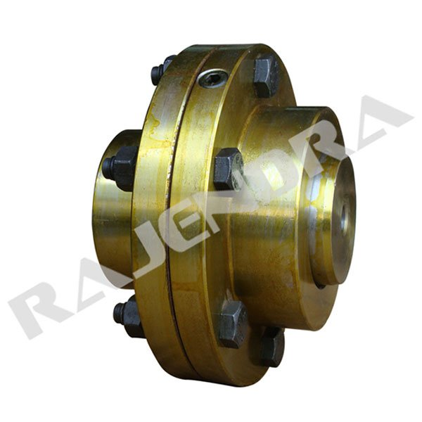 Gear Coupling Manufacturer, Supplier and Exporter in Ahmedabad, Gujarat, India