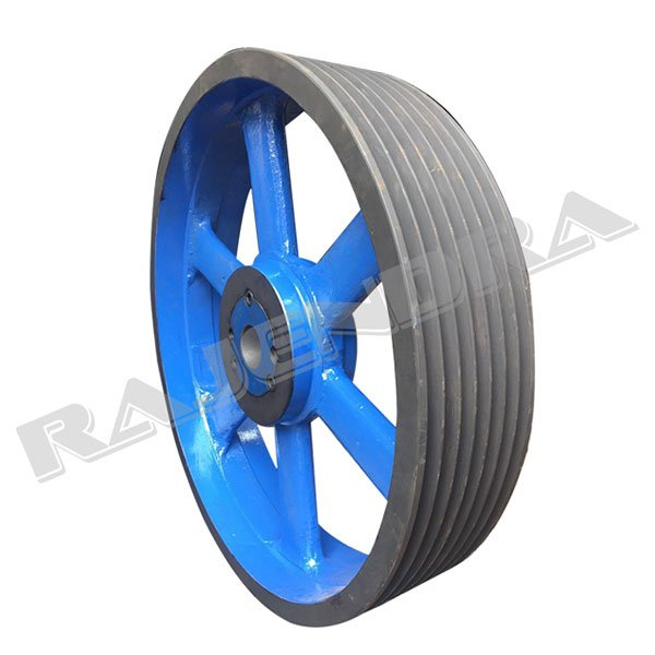 Buy International Quality and Affordable Price Manufacturer, Supplier and Exporter of Taper Lock Pulley in Ahmedabad, Gujarat, India