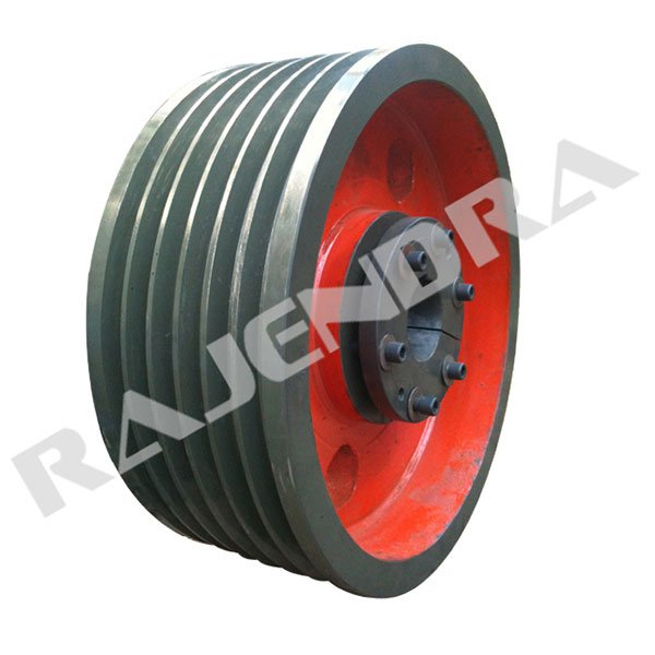 Taper Lock Pulley Manufacturer, Supplier and Exporter in Gujarat, India