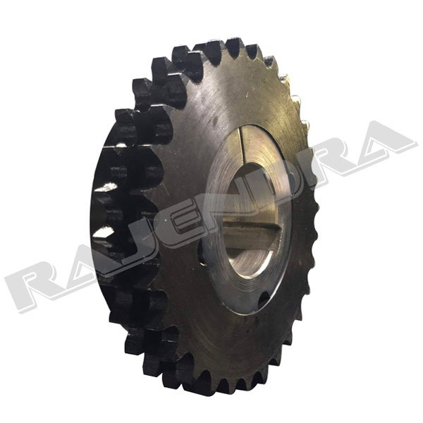 Taper Lock Chain Sprocket Manufacturer, Supplier and Exporter in Ahmedabad, Gujarat, India
