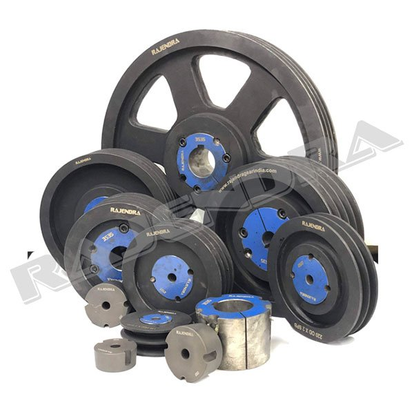 Taper Lock Pulley Manufacturer, Supplier and Exporter in USA, UAE, South-Korea, South-Africa, Russia