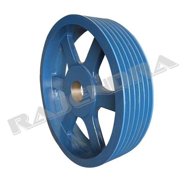 Buy International Quality and Affordable Price Manufacturer, Supplier and Exporter of V Belt Pulley in Gujarat, India