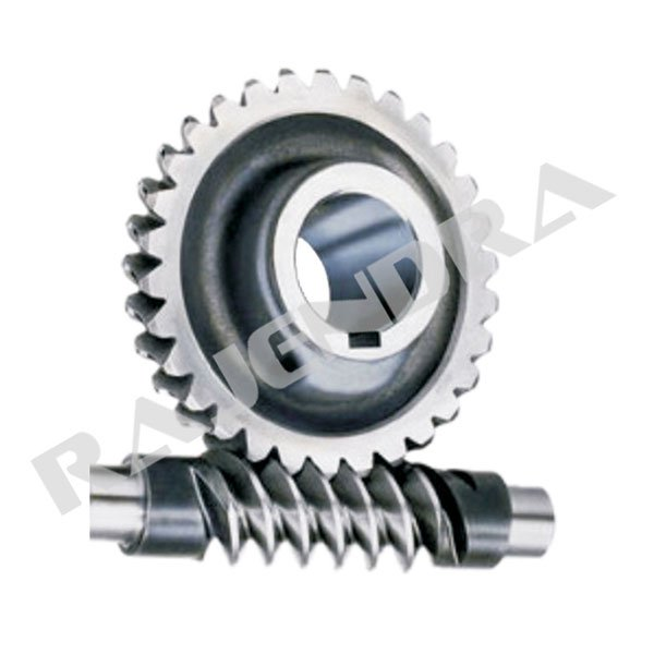 Worm Wheel - Manufacturer, Supplier and Exporter in Ahmedabad, Gujarat, India